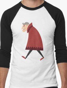 Halloween cartoon 10 Men's Baseball ¾ T-Shirt