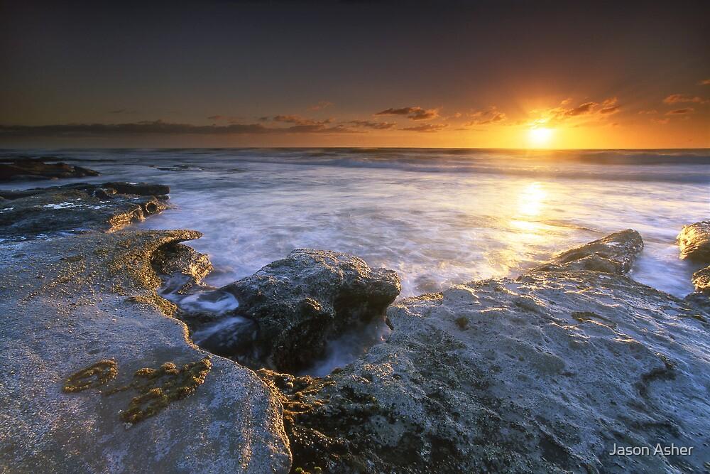 """The Golden Hour"" ∞ Caloundra, QLD - Australia by Jason Asher"