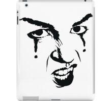 Spooky face iPad Case/Skin