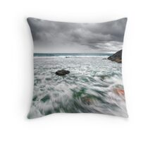 Cottesloe Wash Throw Pillow