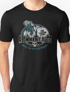 Abominable Auto T-Shirt