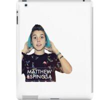 Matthew Espinosa iPad Case/Skin