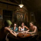WWII - The card game 1943 by Mike  Savad