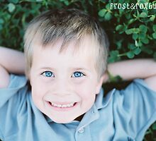 A Portrait Of A Boy by Naomi Frost