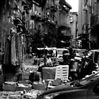 Chaos in Napoli by Hollyis