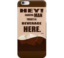 The Big Lebowski movie quote iPhone Case/Skin