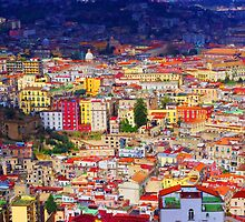 Colours of Napoli by Hollyis