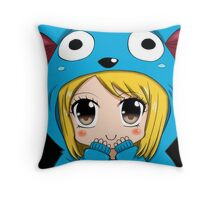 Anime Chibi Kawaii. Throw Pillow