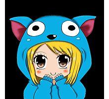 Anime Chibi Kawaii. Photographic Print