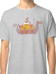 Viking Party Animals in a  Dragon Boat Classic T-Shirt