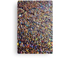 crowds in Olympic Stadium (Berlin) Canvas Print