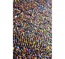 crowds in Olympic Stadium (Berlin) Photographic Print