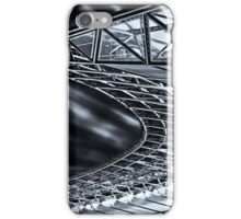 Berlin, Olympic Stadium, roof construction iPhone Case/Skin