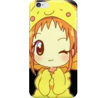Anime Chibi - Pikachu iPhone Case/Skin