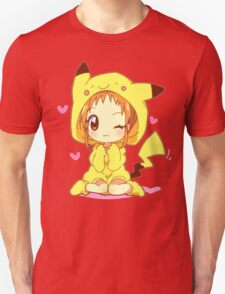 Anime Chibi - Pikachu Unisex T-Shirt