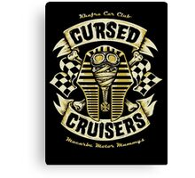 Cursed Cruisers Canvas Print