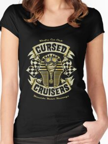 Cursed Cruisers Women's Fitted Scoop T-Shirt