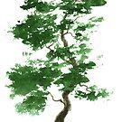Little Zen Tree 365 by Sean Seal