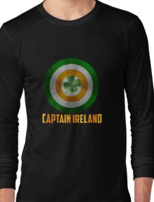 Captain Ireland Long Sleeve T-Shirt