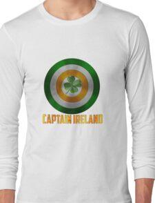 Captain Ireland Long Sleeve T-Shirt