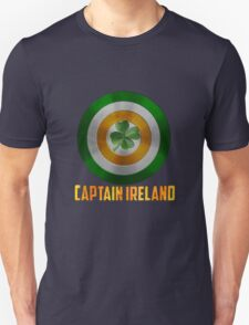 Captain Ireland Unisex T-Shirt