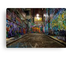 Express Yourself Canvas Print