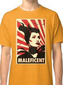 Maleficent- Angelina Jolie Classic T-Shirt