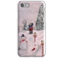 Snowy Hollow iPhone Case/Skin