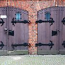 The doors are locked by Arie Koene