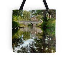 """""""Bridge over the river Clun"""" Tote Bag"""