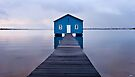 The Crawley Edge Boatshed by Mieke Boynton