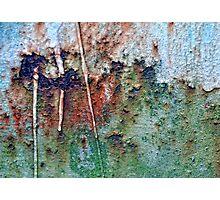 Broken Finger Photographic Print