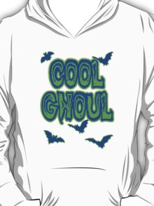 Cool Ghoul (blue) T-Shirt