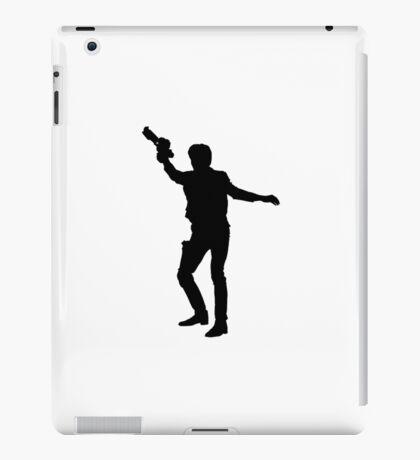 Han Solo of Star Wars iPad Case/Skin