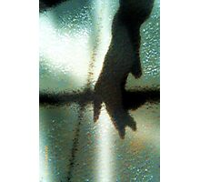 I did Try for Years to Reach You-->God Photographic Print