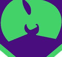 Murkle Man Logo Sticker