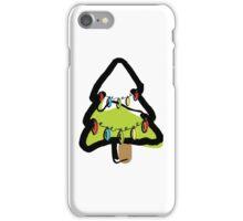 Xmas Tree iPhone Case/Skin