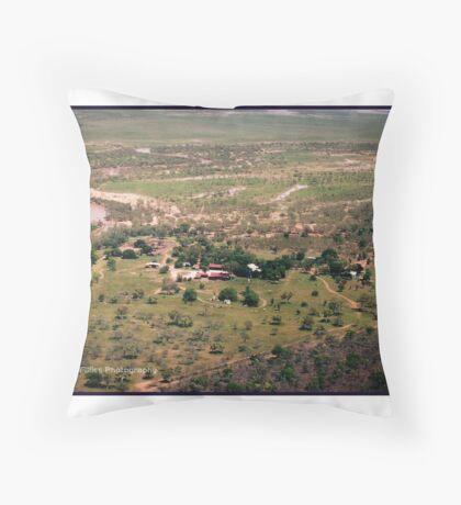 Yeeda Homestead Throw Pillow
