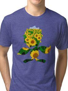 Sunflora used solar beam Tri-blend T-Shirt
