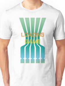 Loading Game Unisex T-Shirt