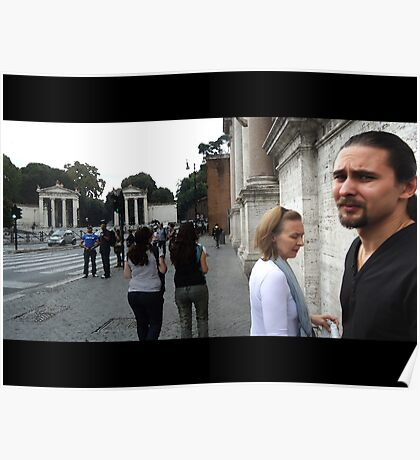 Who Cares, Rome - Eternal City Poster