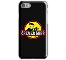 Kim Jong Un Crever Grrr iPhone Case/Skin