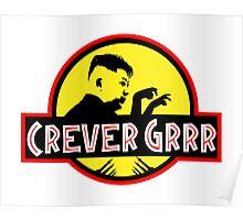 Kim Jong Un Crever Grrr Poster