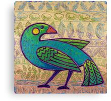 Sweet Bird of Dreams Canvas Print