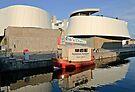 MVP96 Ozeaneum, Stralsund, Germany. by David A. L. Davies