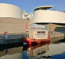 MVP96 Ozeaneum, Stralsund, Germany. by David A. L. Davies