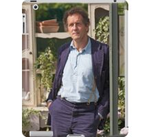Monty Don At RHS Hampton Court Palace Flower Show 2015 iPad Case/Skin