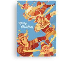 Make Way for Christmas Canvas Print