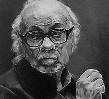 Ernesto Sabato, writer by Natasa Ristic