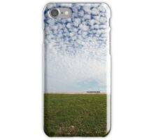 Waiting for the Ferry - Moreton Island view iPhone Case/Skin